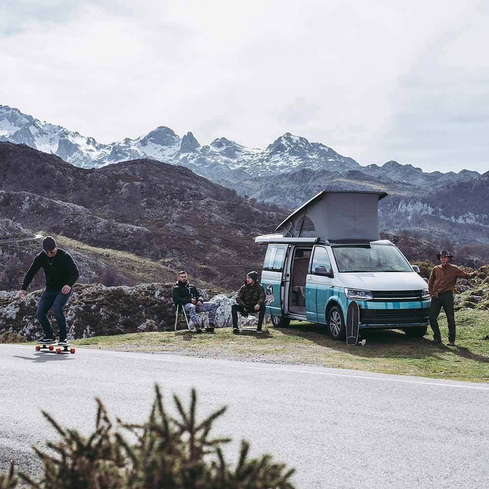 The advantages of traveling in a campervan